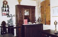 Фрагмент экспозиции. Таверна