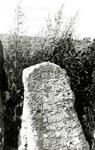 Надгробный камень. 1332 г.