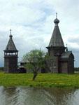 Архитектурный ансамбль XVII-XVIII в.в. в с.Саунино
