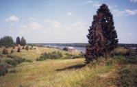 Вид на реку Вымь