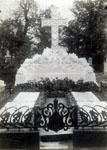 Забытая могила Аскольдова кладбища