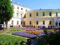 Павловск. Собственный садик