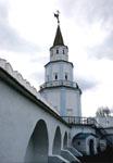 Стены Раифского монастыря