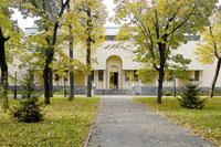 Государственный музей изобразительных искусств РТ. Выставочный зал