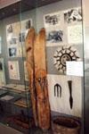 Фрагмент экспозиции. Эвенки - коренное местное население