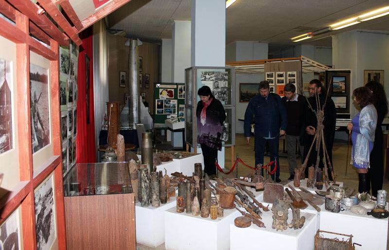 Значимые места: Экскурсия для посетителей музея