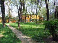 Сад  в Хамовниках
