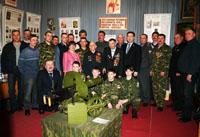 Верные сыны Отечества - встреча поколений ко Дню памяти о россиянах, исполнявших служебный долг за пределами Отечества