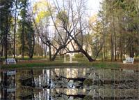 Парк Музея А.С. Пушкина в Бернове