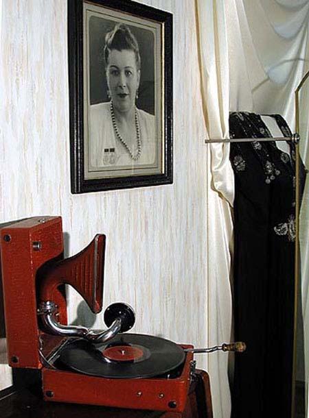 Значимые места: Портрет Максаковой