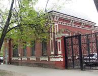 Мемориальная мастерская  заслуженного художника России  А.В. Пантелеева