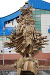 Памятник Ф.К. Салманову