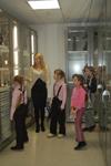 Экскурсия для детей по фондохранилищу открытого типа