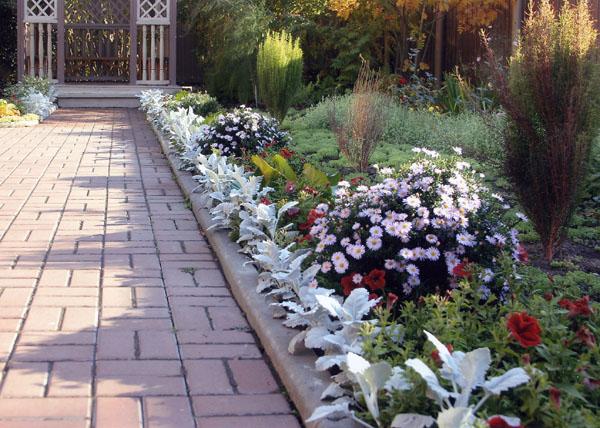 Значимые места: Сад памяти