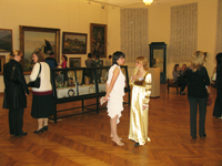Театрализованная экскурсия 1 июня 2009 года