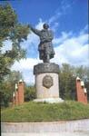 Памятник К.Минину в Балахне
