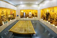 Экспозиция Мир традиционной культуры коренных народов Приморья: удэгейцы, нанайцы, орочи
