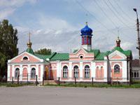Храм Святителя Алексия в г. Черепаново