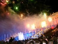 Петергоф. Праздник фонтанов 16 сентября 2006 года