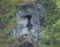 Пещера женщины - хозяйки огня