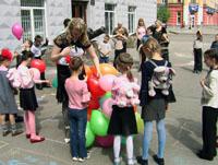 Дети - посетители музея