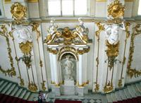 Значимые места: Государственый Эрмитаж. Парадная лестница