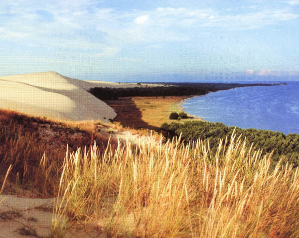 Значимые места: Дюны