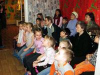 Музейный кукольный театр Буратино (зрители)