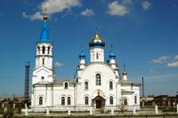 Свято-Троицкая церковь села Красного