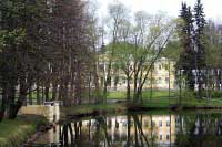 Значимые места: Вид парка
