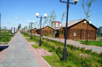 Культурно-выставочный центр Усть-Балык