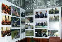 Выставка Мирная миссия - 2007