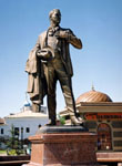 Памятник Ф.И. Шаляпину в Казани