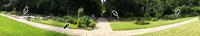 «Изумрудный город» в Ботаническом саду МГУ