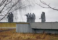 Мемориальный комплекс героев-панфиловцев. Фото Е.Бабичевой