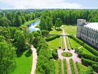 Собственный и Голландские сады. Фото Г. Пунтусовой