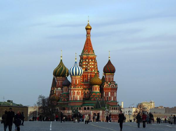 Здания и сооружения: Храм Василия Блаженного