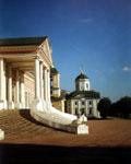 Здания и сооружения: Ансамбль Парадного двора