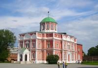 Тульский государственный музей оружия. Здание на территории Кремля