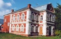 Контора кирпичного завода купца В.И.Якунчикова