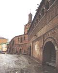 Галерея и церковь Успения. Фото А.Лебедева