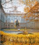 Мраморный дворец с Александром III