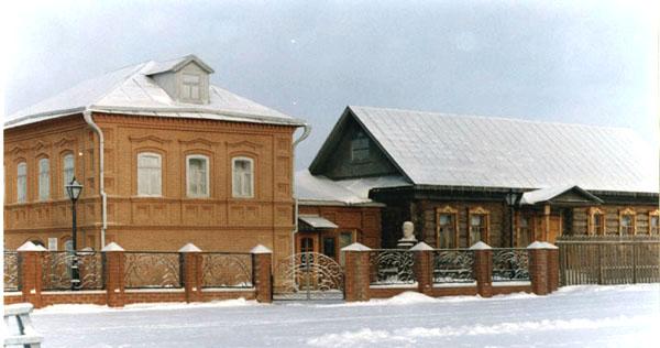 Здания и сооружения: Музей Гаяза Исхаки