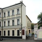 Мемориальный музей-квартира А.Н.Толстого