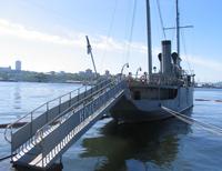 Мемориальный корабль Красный вымпел