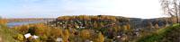 Осенняя панорама Заречья