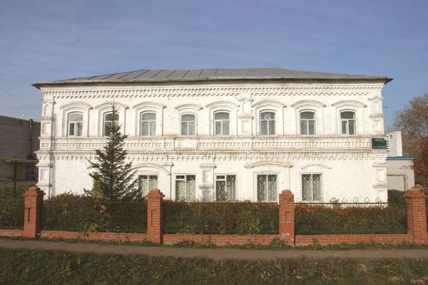 Здания и сооружения: Музей истории Сибирского тракта