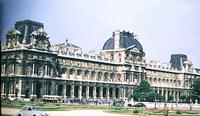 Здания и сооружения: Лувр