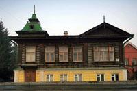 Музей Литературная жизнь Урала XIX века