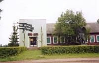 Музей партизанской славы в д. Поженя Торопецкого района Тверской области